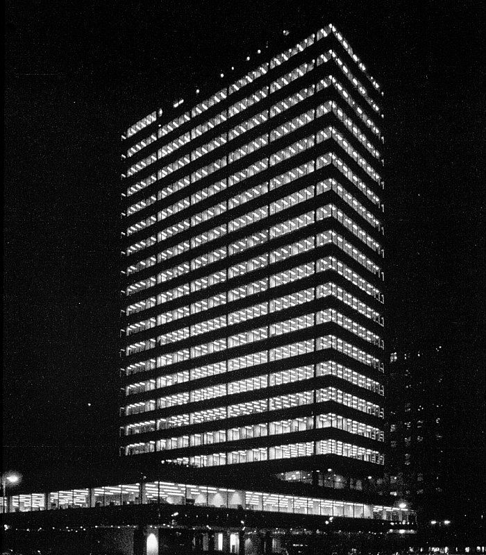 Skidmore, Owings And Merrill : Lever House