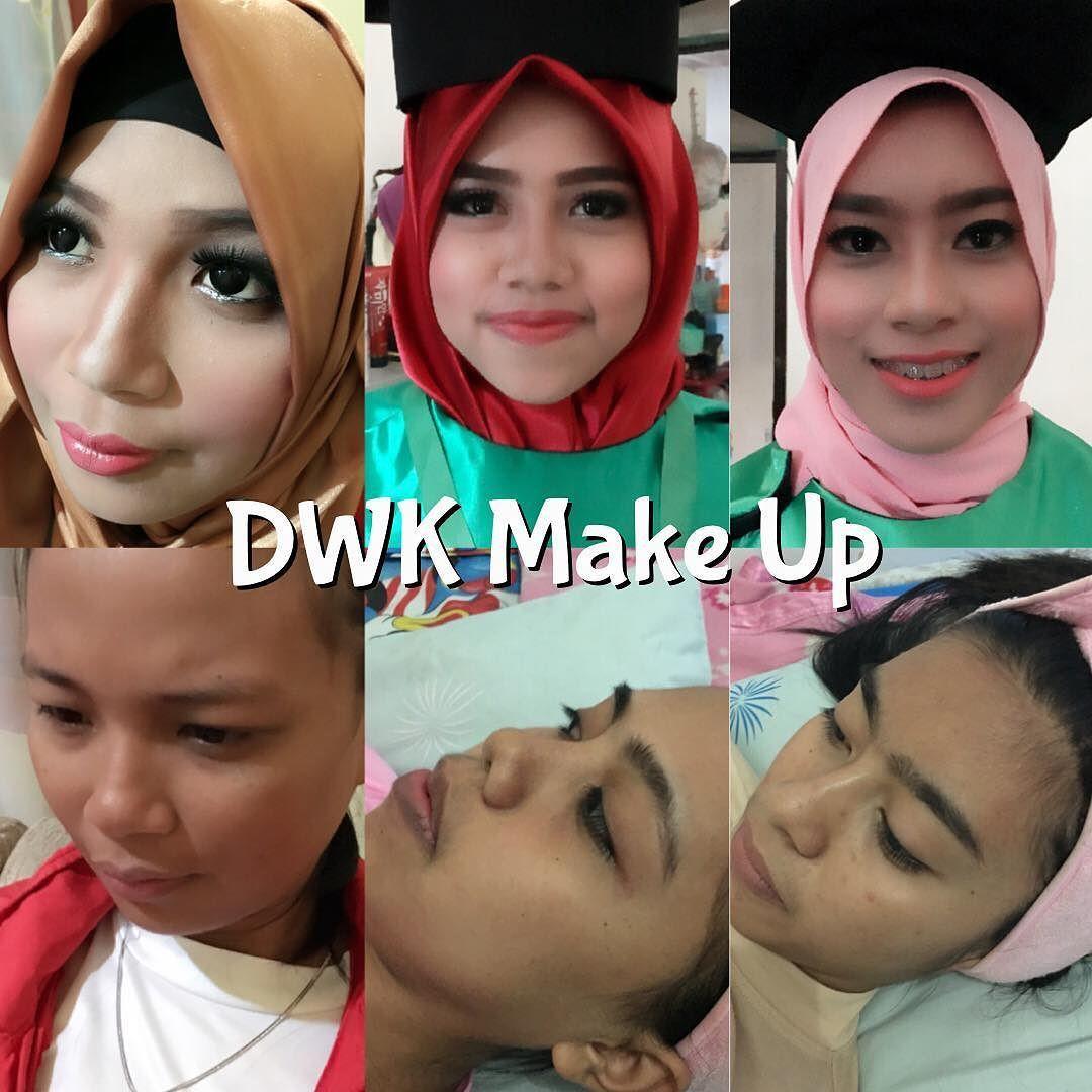 Make up hari ini. maksih kepercayaannya say semoga berkah