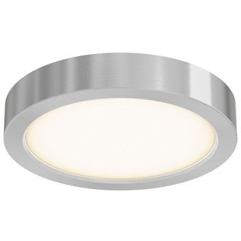 Dals Lighting Indoor Outdoor 6 Inch Round Led Flushmount 6