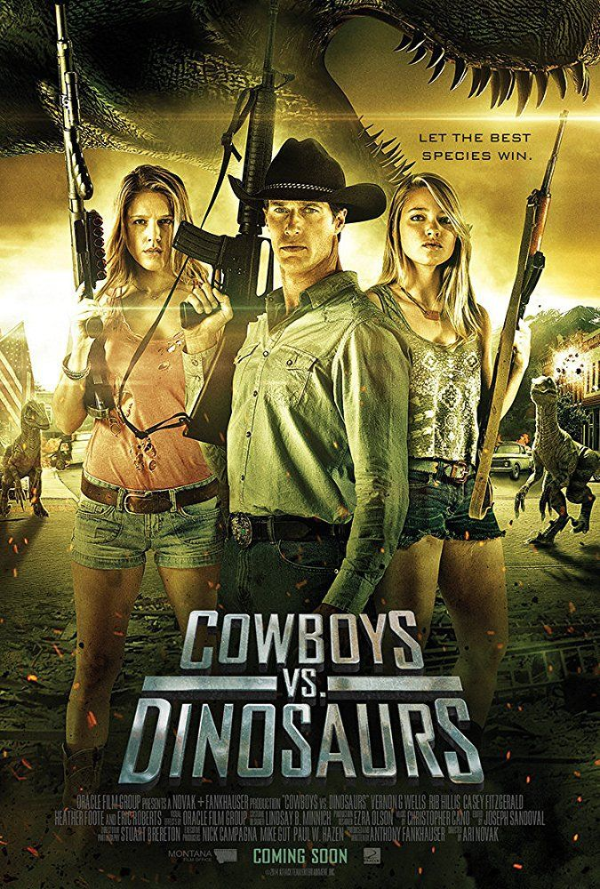 Nonton Cowboys Vs Dinosaurs 2015 Sub Indo Movie Streaming