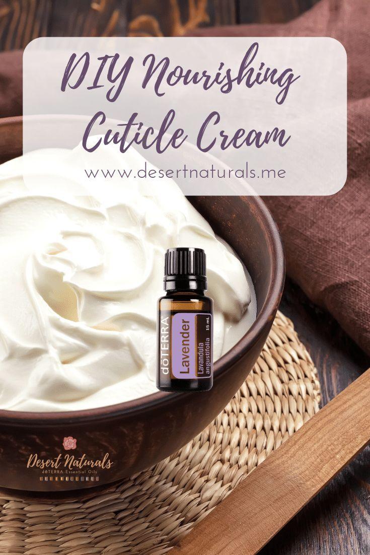 Diy nourishing all natural cuticle cream cuticle cream