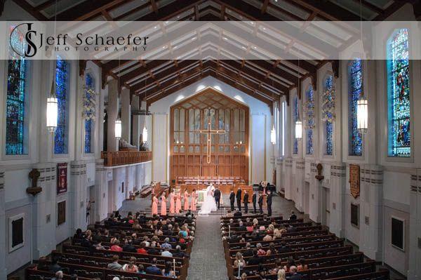 Christ Church Cathedral Cincinnati Wedding Ceremony