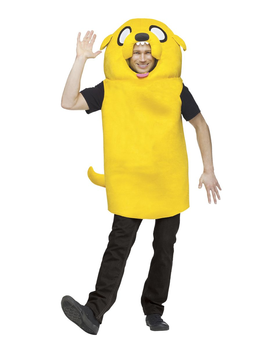 Adventure Time Jake the Dog Adult Menu0027s Costume  sc 1 st  Pinterest & Adventure Time Jake the Dog Adult Menu0027s Costume | Kreativ | Pinterest