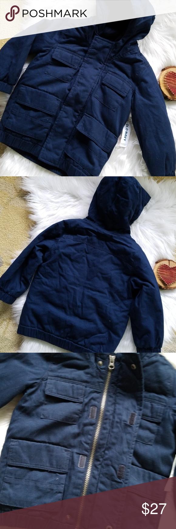 d079eab59263 Old Navy little boy s coat NWT in 2018