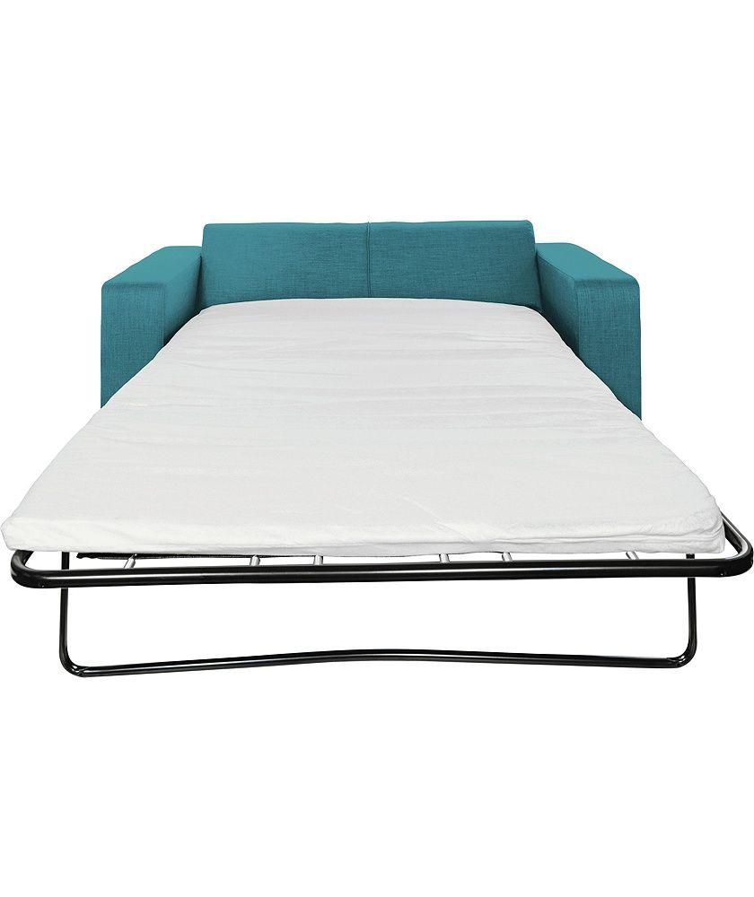 huge selection of 8af3d b1d14 Buy Hygena New Ava Fabric Sofa Bed - Teal at Argos.co.uk ...