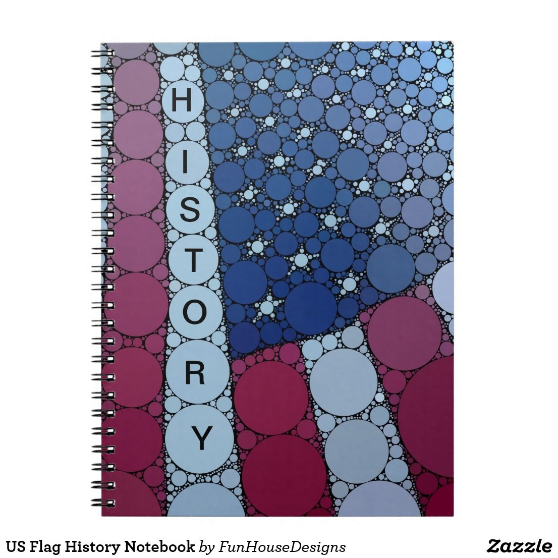 Photo of American Flag Notebooks & Journals   Zazzle