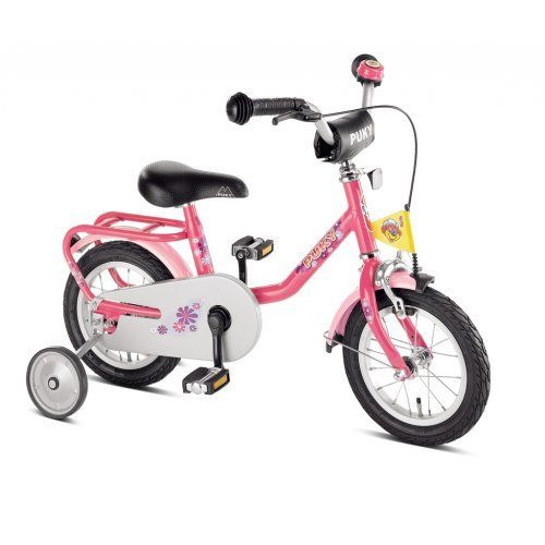 Puky 12 Inch Kids Bike Z2 Lovely Pink By Puky 219 99 Frame Material Type Steelmaterial Hi Ten Light Steelfurther Specifications Hard Kids Bike Kids Bike