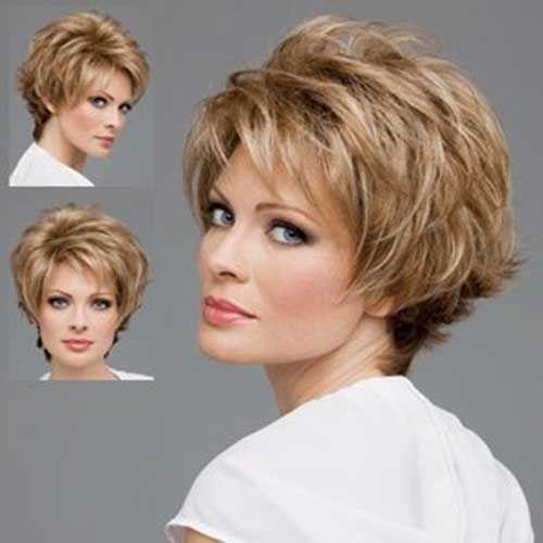 15 Short Haircuts Older Ladies Love That Hair Short Hair Styles