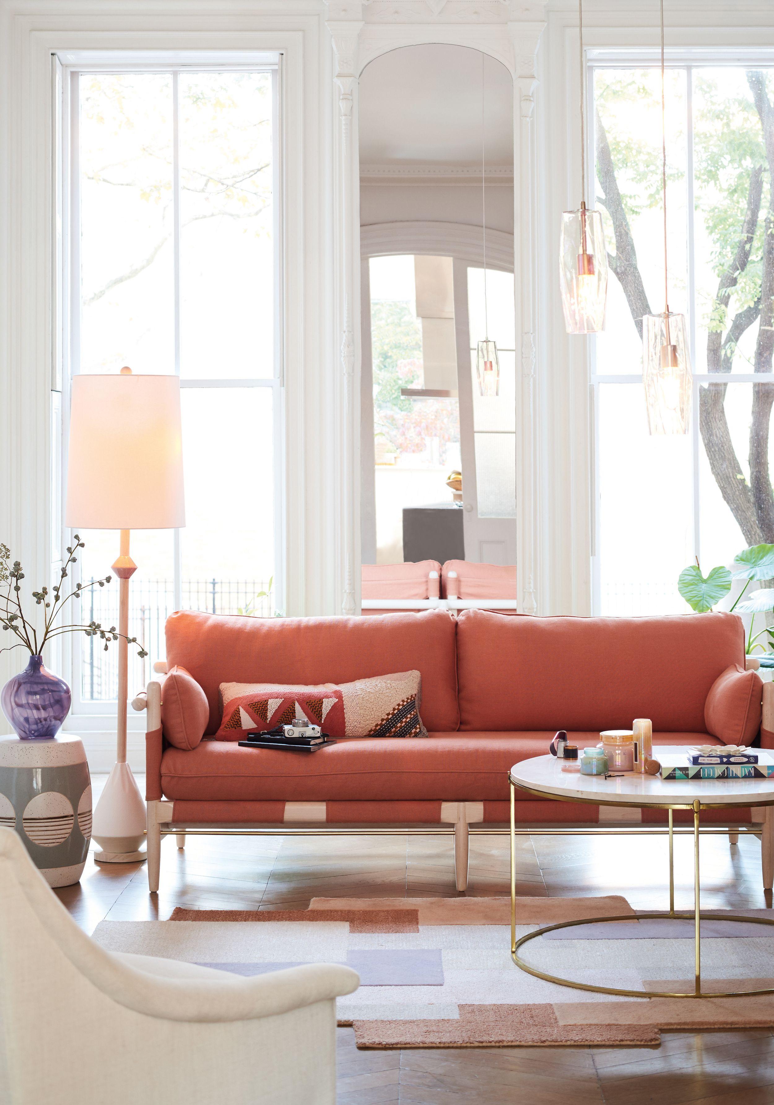 Belgian Linen Jamaica Sofa Trending Decor Home Decor Tr