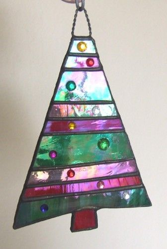 stained glass christmas tree ornaments - Google Search - Stained Glass Christmas Tree Ornaments - Google Search Stained