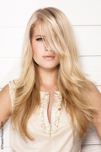 Long Layered Hairstyles For Women : Long hair styles: long straight hairstyle