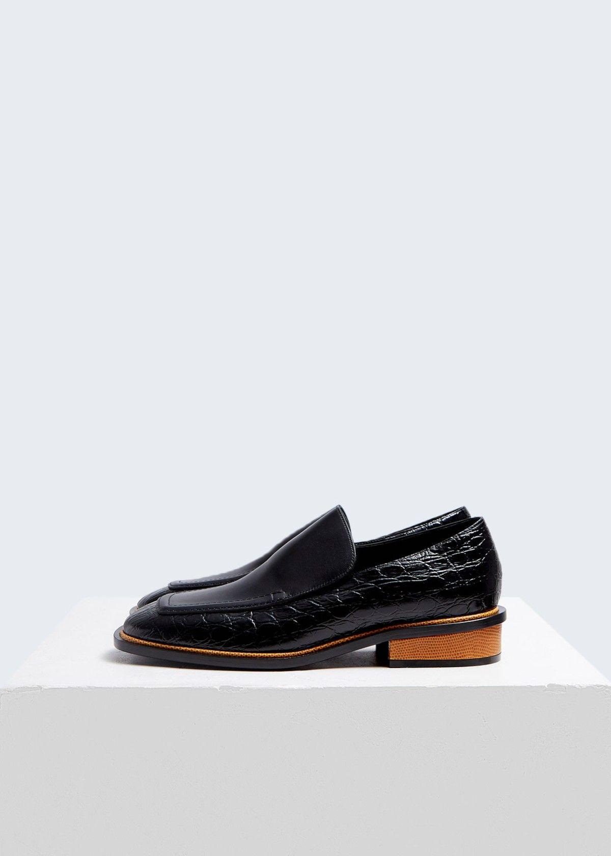 f5742fd39f1 Dries Van Noten Square Toe Loafer