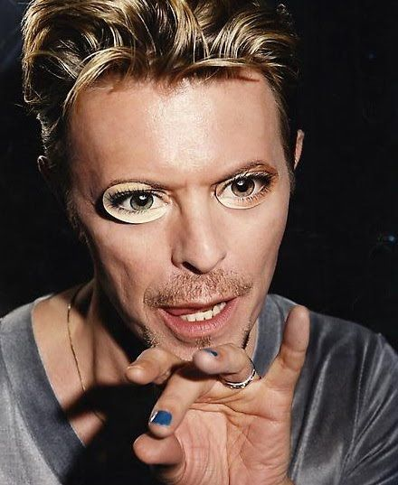 Bowie By David La Chapelle Portrait David Bowie Eyes David Lachapelle
