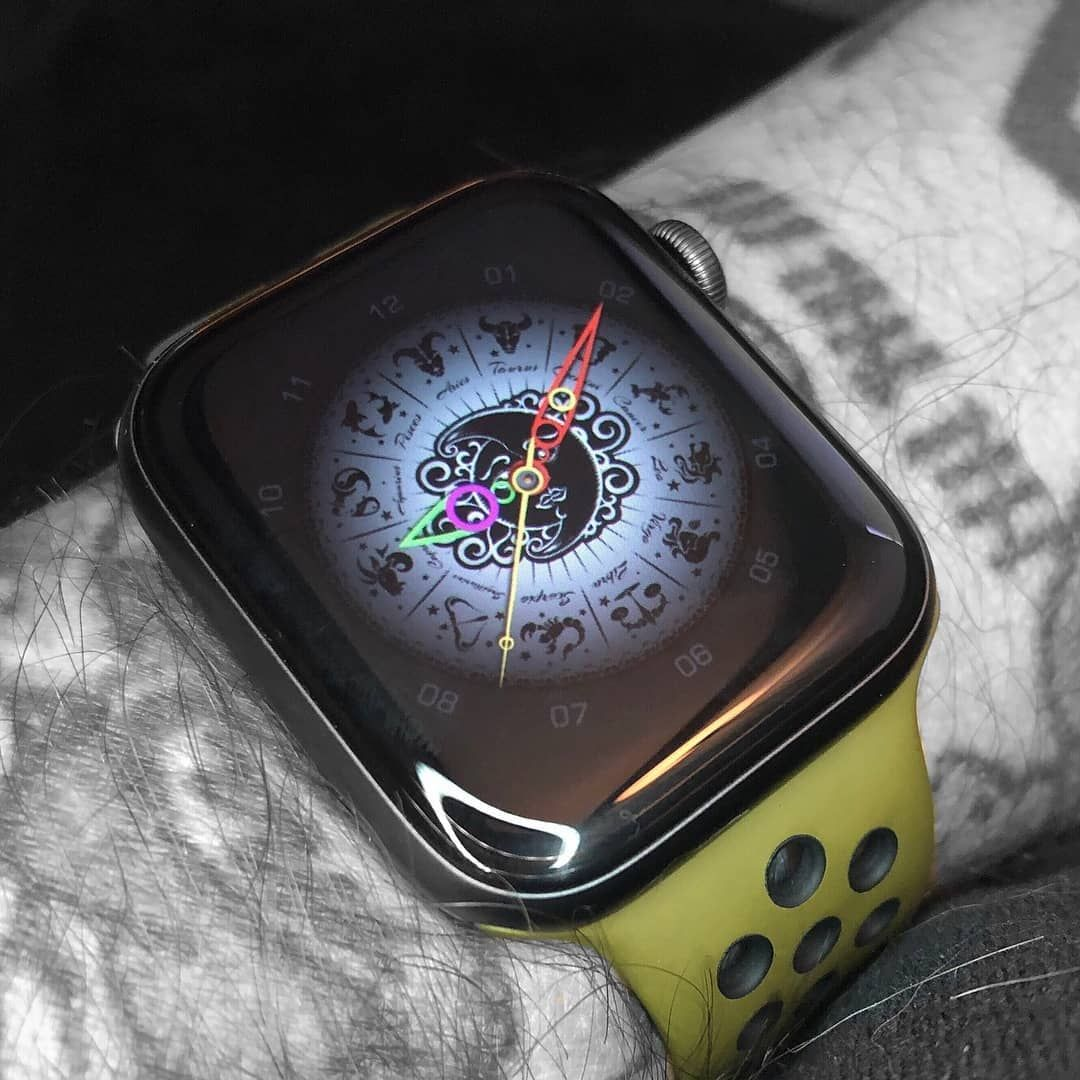 Shot by applewatchfanz Apple watch faces, Apple watch