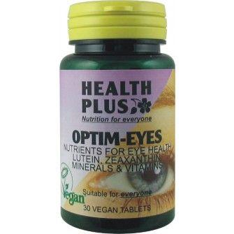 Health Plus - Optim Eyes 30VTabs