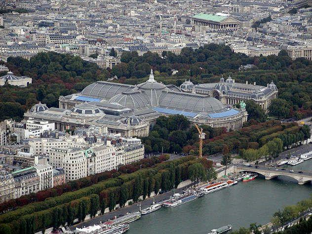 galeries nationales du grand palais paris