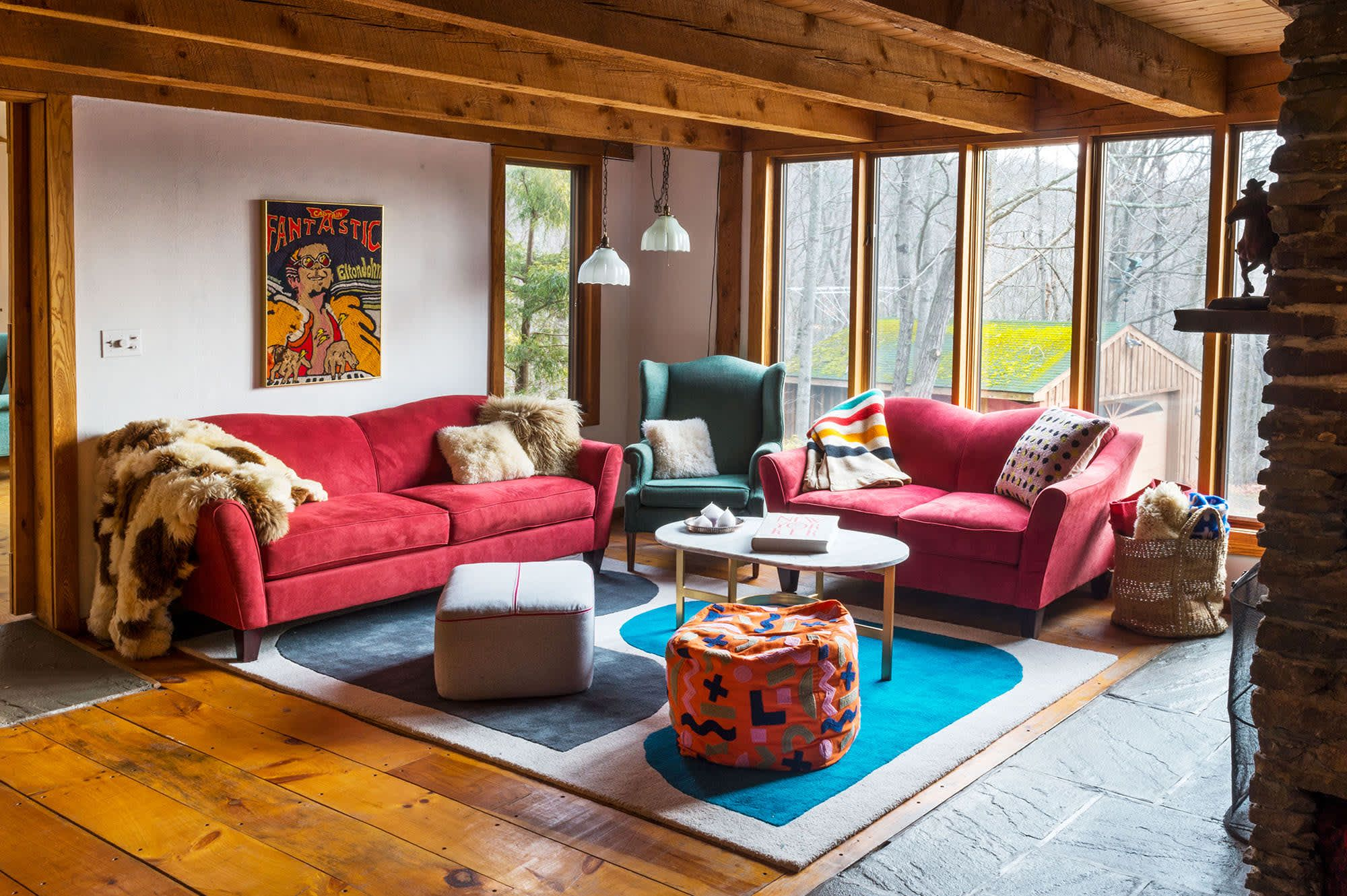 A Gallery of Cozy Cottage Interiors With images   Modern ...