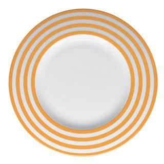Red Vanilla Freshness Mix u0026 Match Orange Lines 11.25-inch Dinner Plates (Set of 6)  sc 1 st  Pinterest & Red Vanilla Freshness Mix u0026 Match Orange Lines 11.25-inch Dinner ...