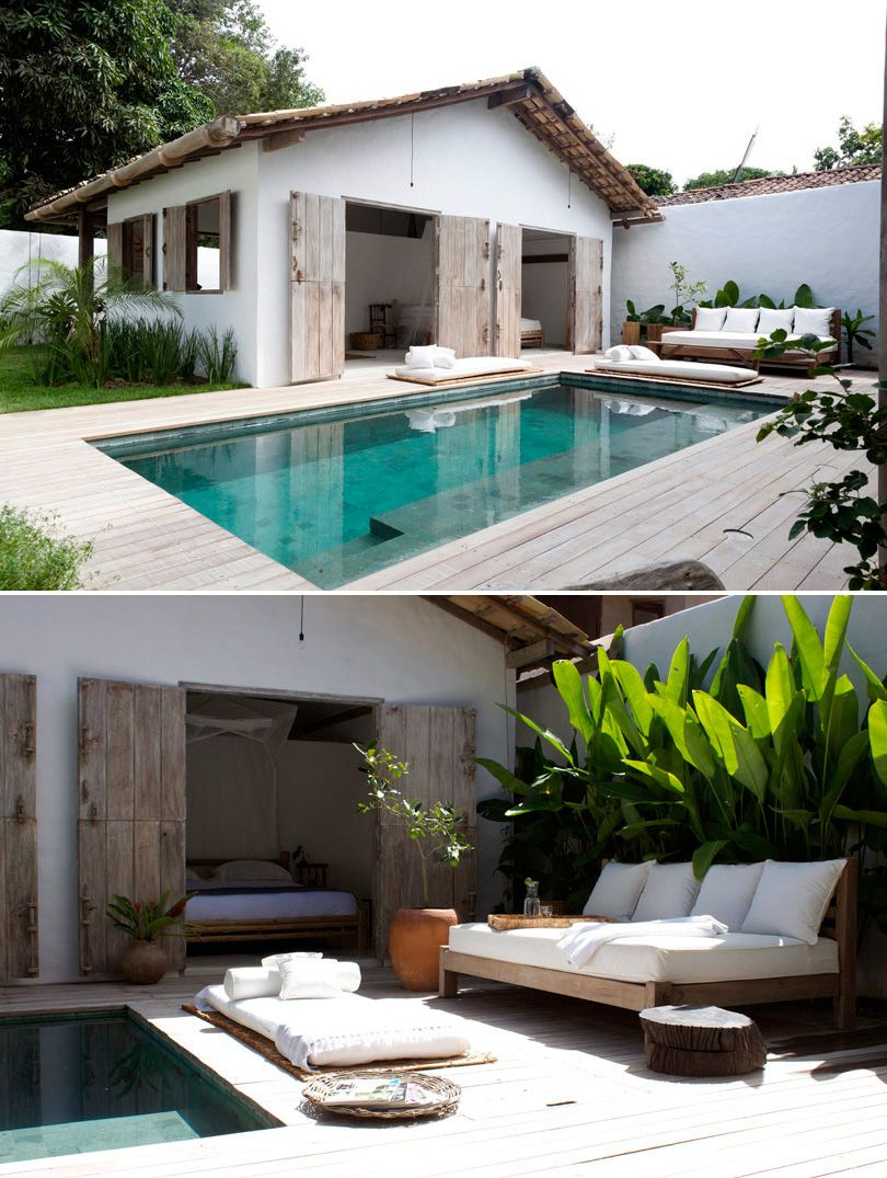 Casa lola vacation rental transcoso brasil wanderlust - Above ground swimming pool rental ...
