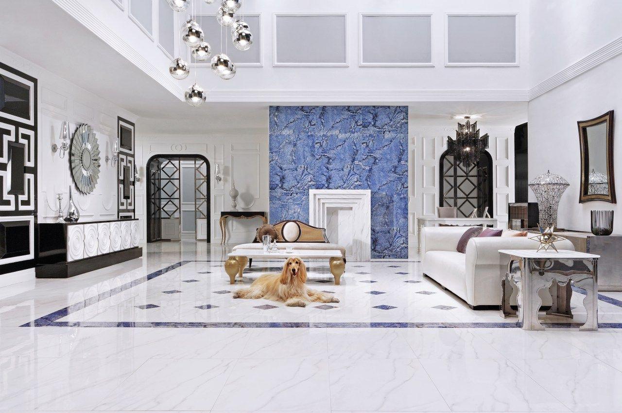 My Top 4 Porcelain Tiles That Look Like Marble Floor