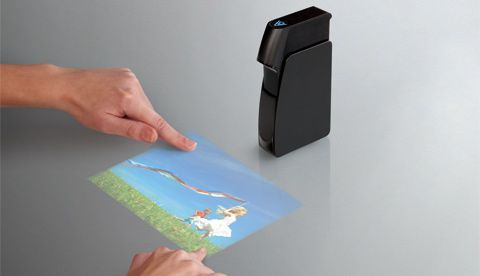Light Touch // Instantly turns any flat surface into a touch screen.