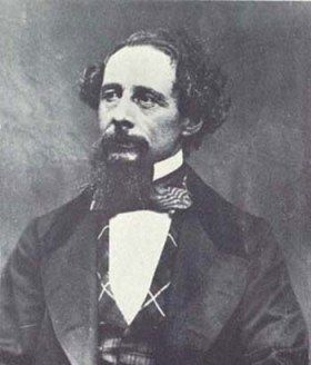 Charles Dickens Returns to London