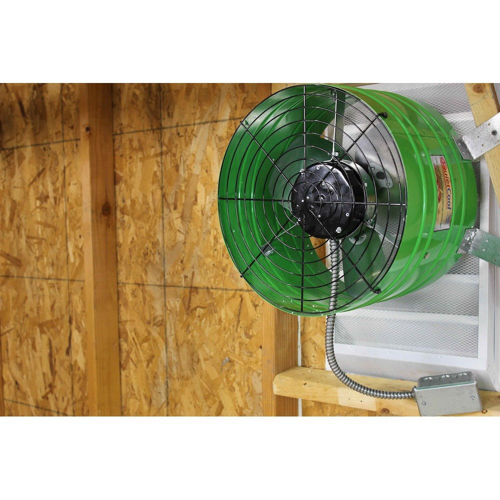 Quietcool Afg Es 1500 1560 Cfm Attic Fan Attic Fan Garage Ventilation Fan Garage Ventilation