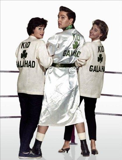 Image result for Elvis.Kid Galahad