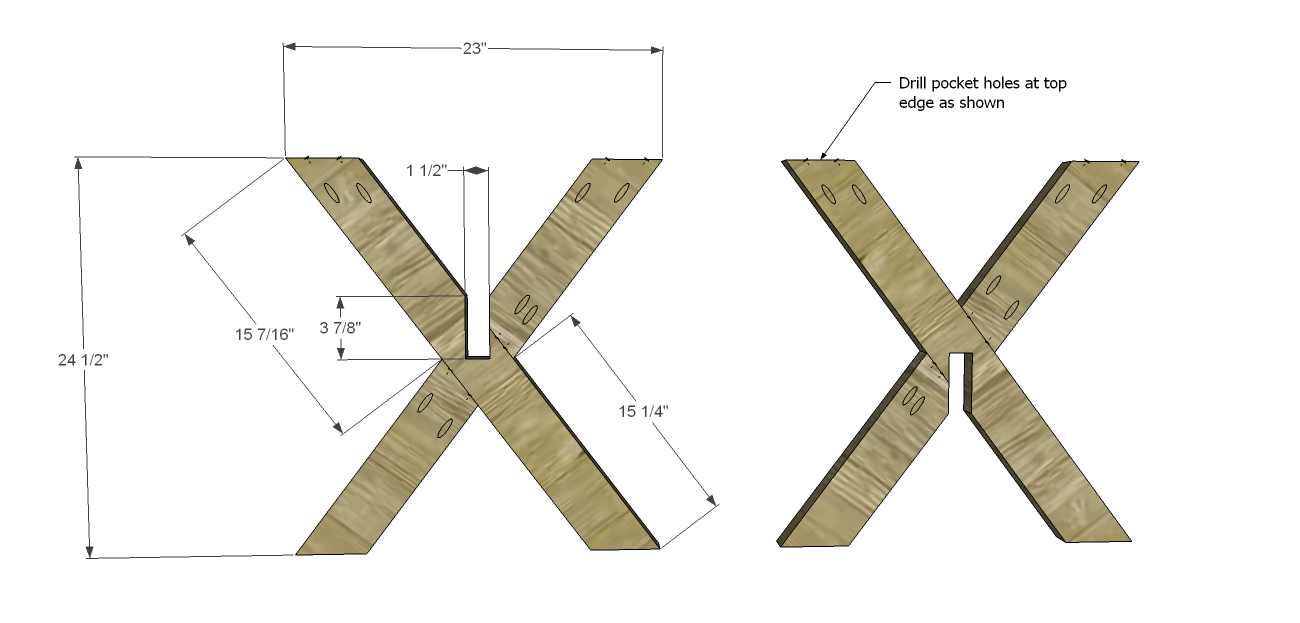 How to build a table base for a round table - Large Preview Of 3d Model Of Round Drop Leaf Table Diy Tables Desks Consoles Islands Bars Pinterest