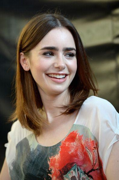 Lily Collins Makeup Mortal Instruments