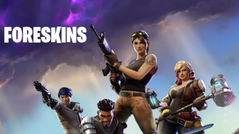 Petition Epic Games Petition To Call Fortnite Skins Foreskins Change Org Fortnite Xbox One Como Bailar