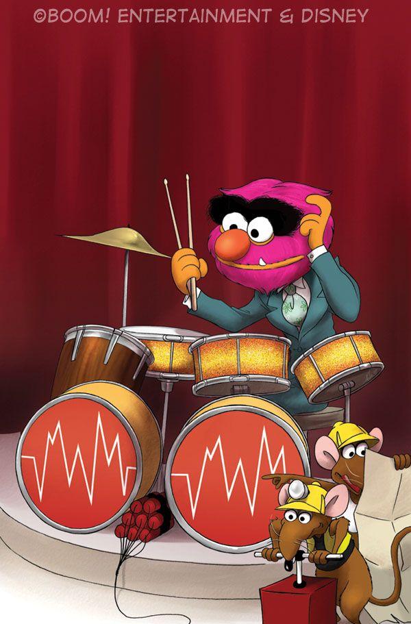 Muppet Show variant - PegLeg 3 by mimi-na.deviantart.com from Boom comics series