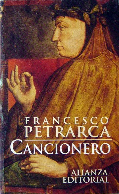 Cancionero. Francesco Petrarca