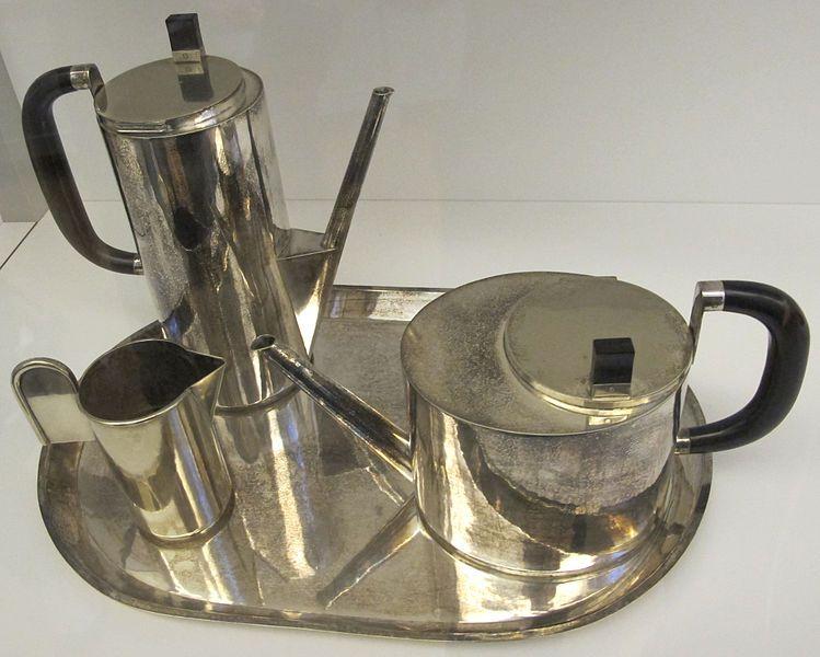 Küchenlounge Wagenfeld ~ Nice cofee& tea set wilhelm wagenfeld seen at barbican wilhelm