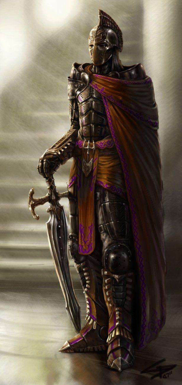 Esulkar Royal Guard by ~Herckeim on deviantART Concept Art ...