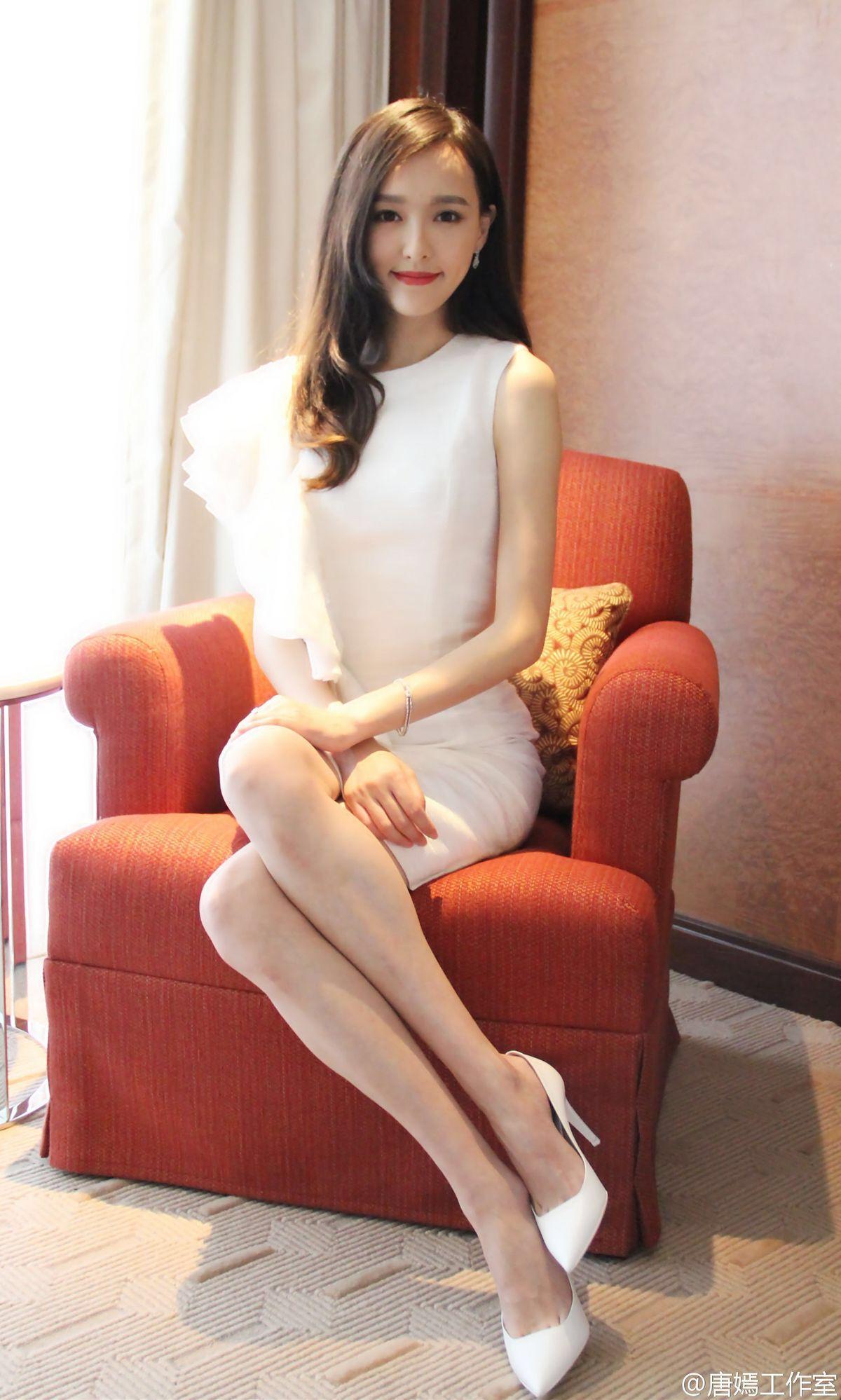 Tang Jia Li Chinese Top Art Dancer   Celebrity Model Girl