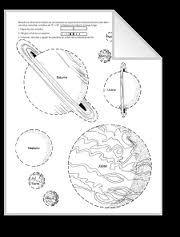 planet solar system cutouts google search children s printables