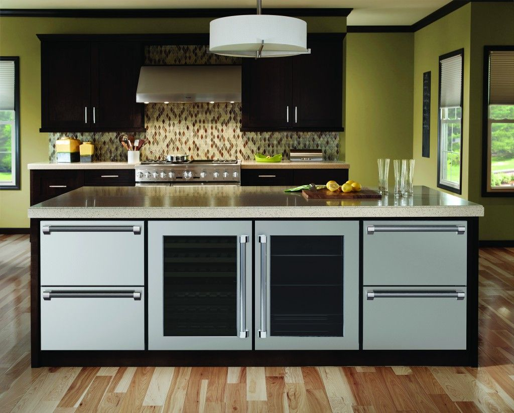 Marvelous Under Counter Appliances Kitchen Part - 8: Thermador Under Counter Refrigeration