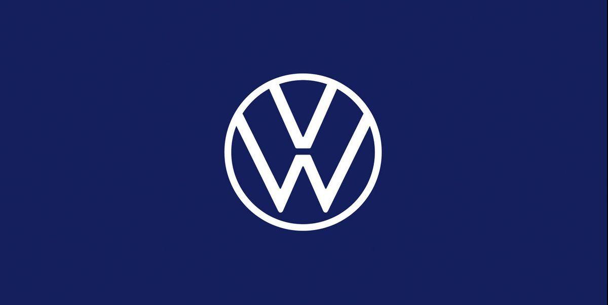 Volkswagen S New Logo Is Here Volkswagen Volkswagen Company Electric Cars