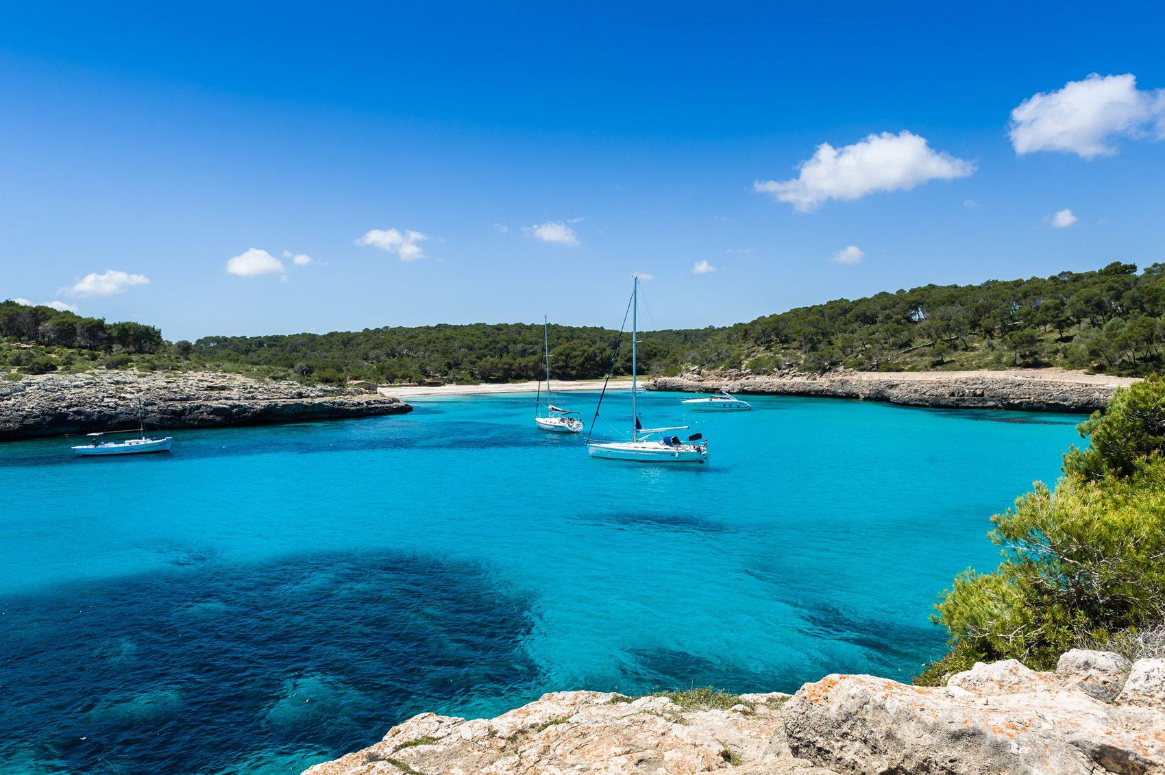 Geiles Geficke auf Mallorca