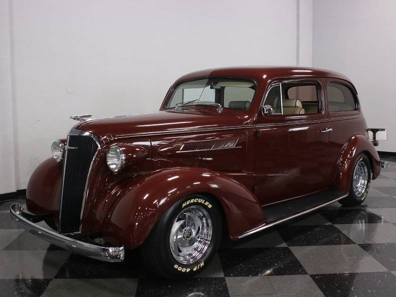 Chevrolet Master Carros 1937 Antiguos