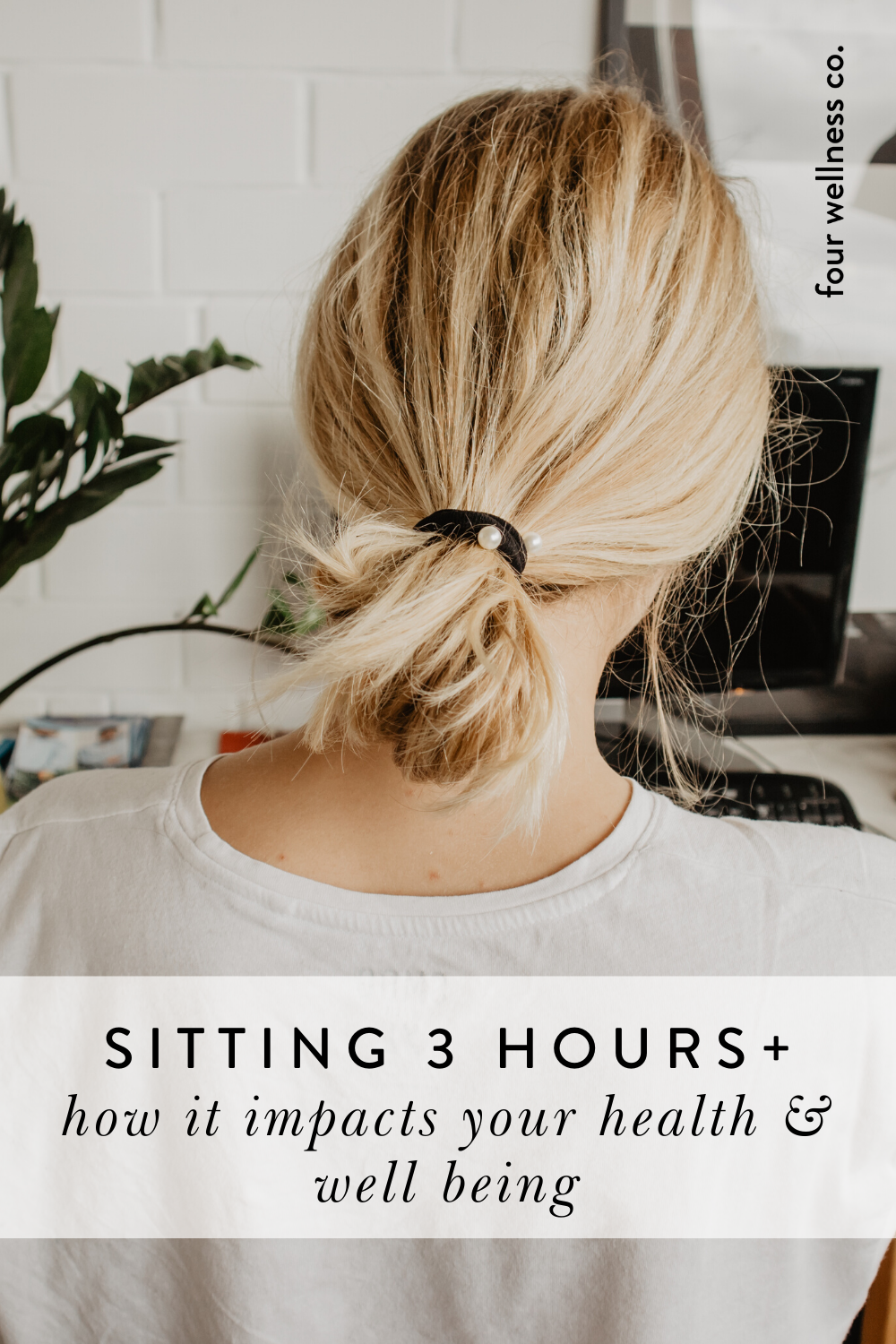 Learn how sitting for more than 3 hours a day can negatively impact your health and well-being | Fou...