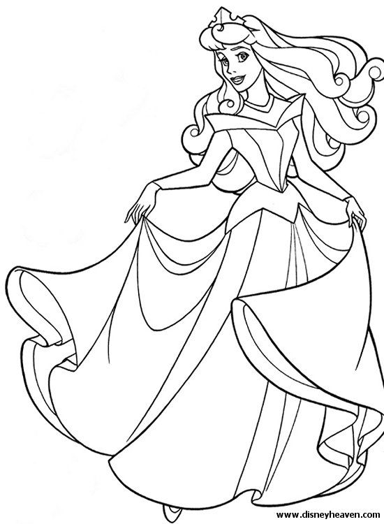 Pin by zayda olmo martinez on Fichas Pinterest Disney colors - copy coloring pages princess sleeping beauty