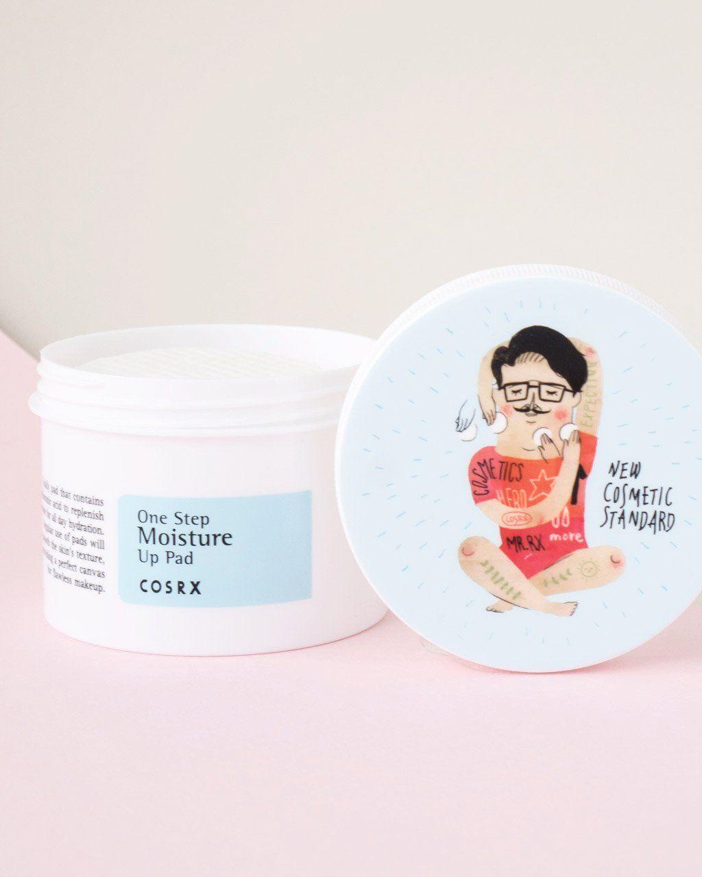 Cosrx One Step Moisture Up Pad Skin Care Tips Skin Moisturizer Skin Care Advices