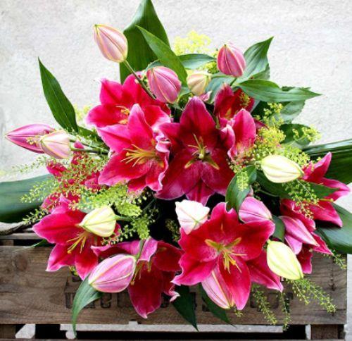 ramos de flores bonitos para compartir en facebook el da de ahora he decidido mostrarte los ramos de flores bonitos para dedicar a esa persona que tanto - Ramos De Flores Bonitos