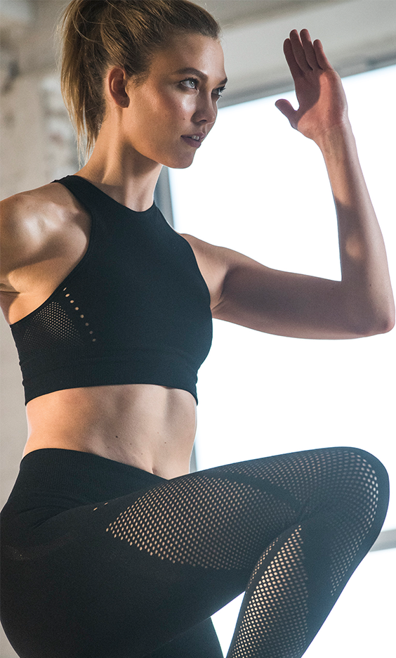 warp knit tights offer a zig-zag knit that increase durability and strength of the fabric, allowing you to have a larger range of motion. Shop our newest innovation here.