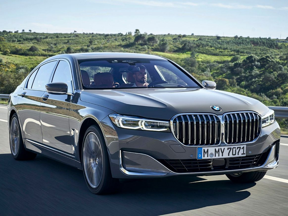 Bmw New 7 Series 2020 Exterior And Interior In 2020 Bmw 7 Series