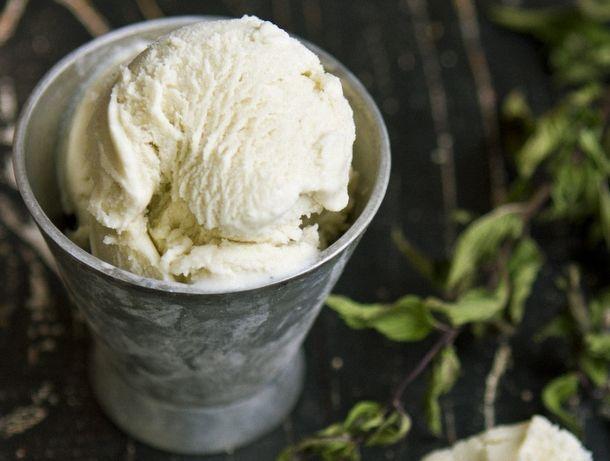 Photo of Jeni Britton Bauer's Jasmine Green Tea Ice Cream Recipe