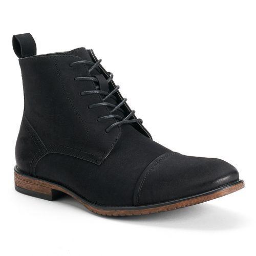 Rock Amp Republic Mens Lace Up Boots Shoes Pinterest Rock