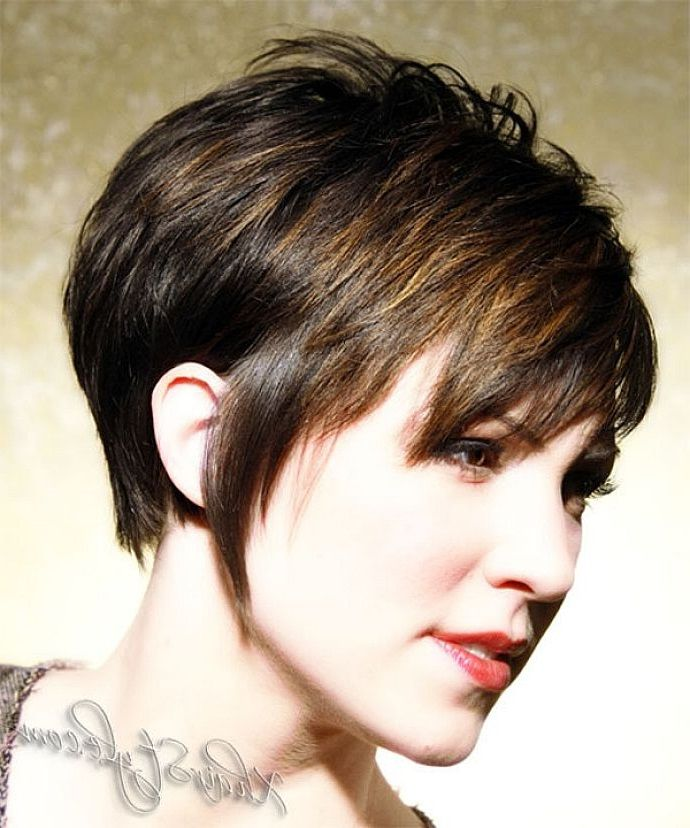 Short Messy Haircut Styles For Women 2014 Hairstyles For Women